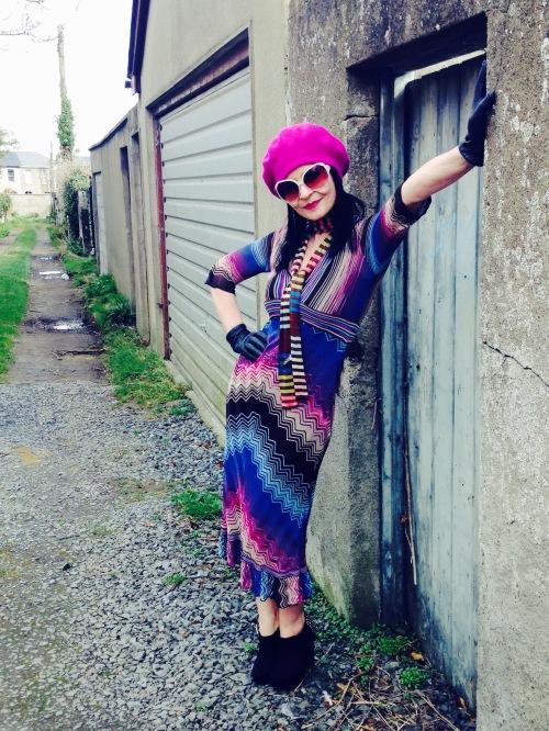 Colourful Trans_Seasonal look!