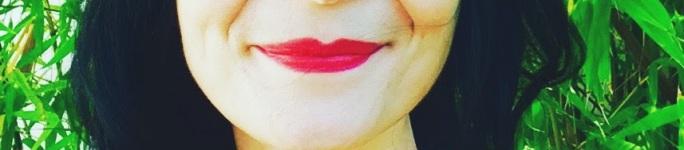 Matt lipstick in 06 red from Essence.
